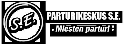 Miesten parturi Logo